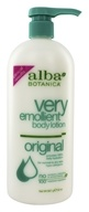 Image of Alba Botanica - Very Emollient Body Lotion Original - 32 oz.