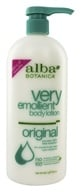 Alba Botanica - Very Emollient Body Lotion Original - 32 oz. - $11.49