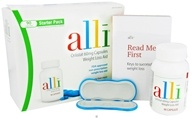 Alli - Orlistat Weight Loss Aid Starter Pack 60 mg. - 90 Capsules