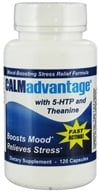 Image of Advanced Nutritional Innovation - CALMadvantage - 120 Capsules
