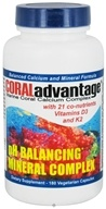 Advanced Nutritional Innovation - CORALadvantage Advanced Mineral Complex - 180 Vegetarian Capsules