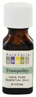 Aura Cacia - Essential Oil Blends Tranquility - 0.5 oz.