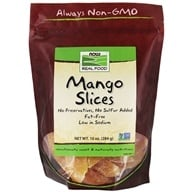 NOW Foods - Mango Slices - 10 oz.