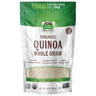 NOW Foods - Quinoa Grain Organic - 1 lb.