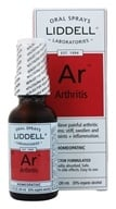 Image of Liddell Laboratories - Ar Arthritis with Cartilage Homeopathic Oral Spray - 1 oz.