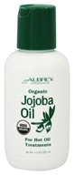 Aubrey Organics - Jojoba Oil 100% Certified Organic - 2 oz.
