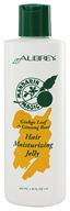 Aubrey Organics - Mandarin Magic Ginkgo Leaf & Ginseng Root Hair Moisturizing Jelly - 8 oz.