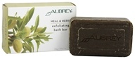Image of Aubrey Organics - Meal & Herbs Exfoliating Bath Bar - 4 oz. Formerly Exfoliation Skin Care Bar