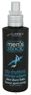 Image of Aubrey Organics - Men's Stock City Rhythms After Shave Balm - 4 oz.