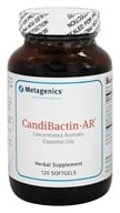 Metagenics - Candibactin-AR - 120 Softgels (755571912589)