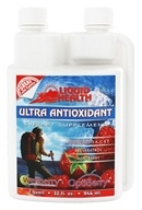 Liquid Health - Ultra Antioxidant - 32 oz. Formerly Liquid Supplement by Liquid Health