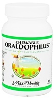 Maxi-Health Research Kosher Vitamins - Chewable Oraldophilus - 100 Tablets