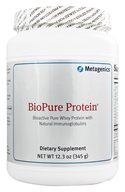 Metagenics - BioPure Protein Bioactive Pure Whey Protein - 12.3 oz. by Metagenics