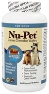 Ark Naturals - Nu-Pet Canine Chewable Wafers - 90 Wafers by Ark Naturals