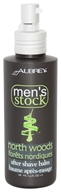 Image of Aubrey Organics - Men's Stock North Woods After Shave Balm - 4 oz.
