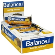 Balance - Nutrition Energy Bar Original Honey Peanut - 1.76 oz. by Balance