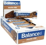 Balance - Nutrition Energy Bar Original Mocha Chip - 1.76 oz., from category: Nutritional Bars