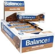 Balance - Nutrition Energy Bar Original Mocha Chip - 1.76 oz. by Balance