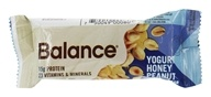 Balance - Nutrition Energy Bar Original Yogurt Honey Peanut - 1.76 oz. by Balance