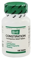 Image of BHI/Heel - Constipation - 100 Tablets