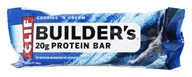 Clif Bar - Builder's Protein Crisp Bar Cookies 'n Cream - 2.4 oz. by Clif Bar