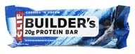 Clif Bar - Builder's Protein Crisp Bar Cookies 'n Cream - 2.4 oz., from category: Sports Nutrition