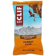 Clif Bar - Energy Bar Carrot Cake - 2.4 oz. (722252101402)
