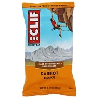 Clif Bar - Energy Bar Carrot Cake - 2.4 oz., from category: Nutritional Bars