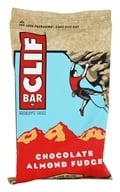 Clif Bar - Organic Energy Bar Chocolate Almond Fudge - 2.4 oz.