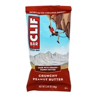 Image of Clif Bar - Energy Bar Crunchy Peanut Butter - 2.4 oz.