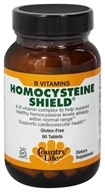 Country Life - Homocysteine Shield - 60 Tablets Formerly Biochem