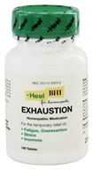 BHI/Heel - Exhaustion - 100 Tablets - $11.15