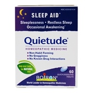 Boiron - Quietude - 60 Tablets (306962610609)