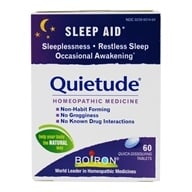Boiron - Quietude - 60 Tablets - $7.18