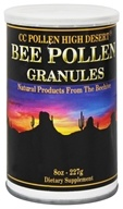 Image of CC Pollen - High Desert Bee Pollen Granules - 8 oz.