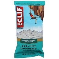 Clif Bar - Energy Bar Cool Mint Chocolate - 2.4 oz.