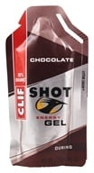 Clif Bar - Shot Energy Gel Chocolate - 1.2 oz., from category: Sports Nutrition