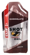 Clif Bar - Shot Energy Gel Chocolate - 1.2 oz. (722252176295)
