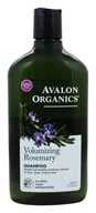 Produits organiques d'Avalon - Shampooing Volumizing Rosemary - 11 once.
