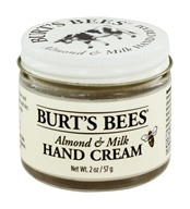 Burt's Bees - Beeswax Hand Creme with Almond Milk - 2 oz. (792850259997)