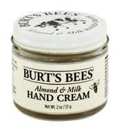 Burt's Bees - Beeswax Hand Creme with Almond Milk - 2 oz.