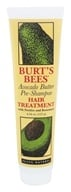 Burt's Bees - Pre-Shampoo Hair Treatment with Avocado Butter - 4.34 oz. LUCKY DEAL, from category: Personal Care