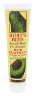 Image of Burt's Bees - Pre-Shampoo Hair Treatment with Avocado Butter - 4.34 oz.