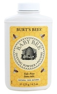 Image of Burt's Bees - Baby Bee Dusting Powder Talc Free - 4.5 oz.