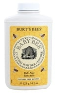 Burt's Bees - Baby Bee Dusting Powder Talc Free - 4.5 oz., from category: Personal Care