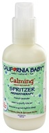 California Baby - Aromatherapy Spritzer Calming French Lavender - 6.5 oz.