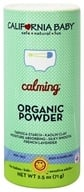 California Baby - Calming Organic Powder - 2.5 oz. formerly Non-Talc Powder Calming, from category: Personal Care