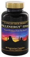 CC Pollen - High Desert Pollenergy 520 mg. - 90 Vegetarian Capsules - $9