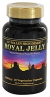 CC Pollen - High Desert Royal Jelly 1000 Mg. - 30 Vegetarian Capsules by CC Pollen
