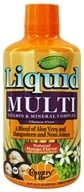 Country Life - Liquid Multi Vitamin & Mineral Complex Natural Mango Flavor - 32 oz. by Country Life